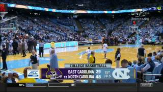 East Carolina Pirates vs North Carolina Tar Heels