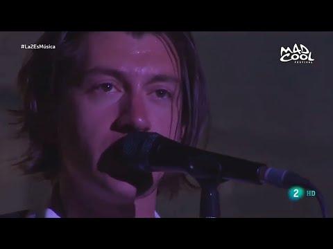 Arctic Monkeys - Teddy Picker (Mad Cool 2018)