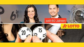 Zum Glück gibt's Lotto (60 Jahre LOTTO)