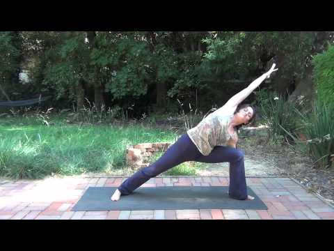 "Home Yoga Practice: ""SoulShine"" a 20 minute practice to get your yoga glow."