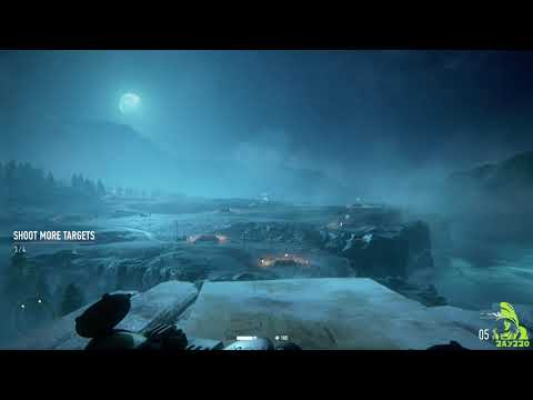 sniper ghost warrior contracts part1 training gameplay |