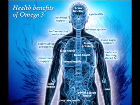 Best Omega-3 Supplement To Prevent Inflammation And Reduce Anxiety