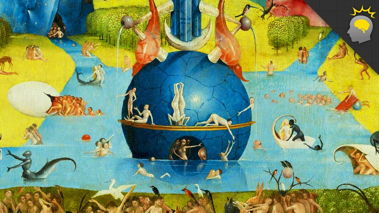 Was Hieronymus Bosch on drugs? , Science on the Web 111