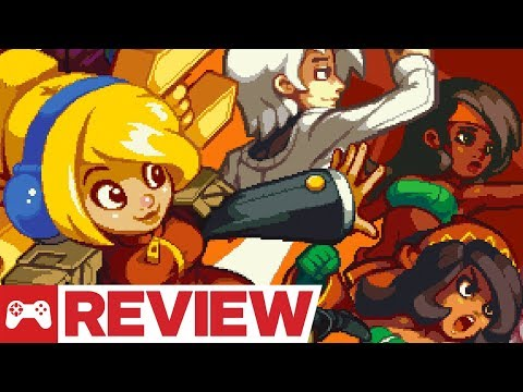 Iconoclasts Review