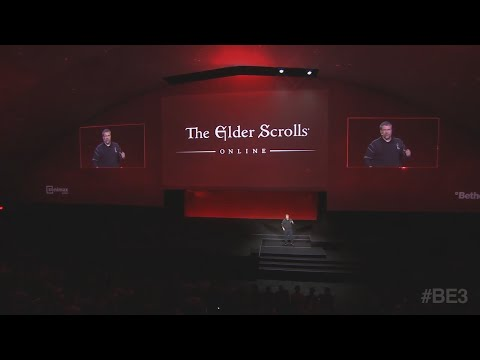 Bethesda Showcase (2016) - The Elder Scrolls Online Presentation
