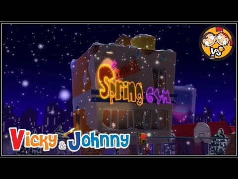 Vicky & Johnny | Episode 25 | CHRISTMAS | Full Episode for Kids | 2 MIN