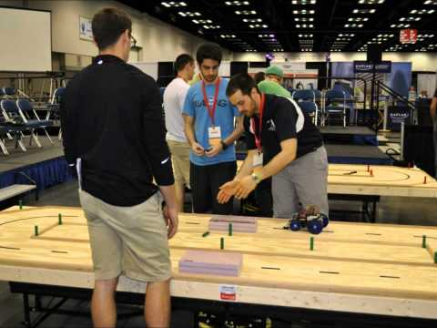 ASEE Robot Competition 2014 Des Moines Area Community College