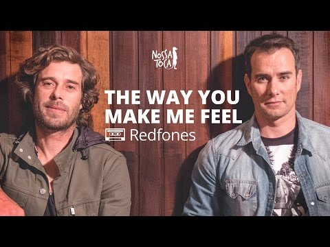 The Way You Make Me Feel - Michael Jackson Redfones cover Nossa Toca