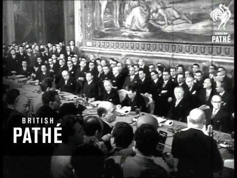 Common Market Pact (1957)