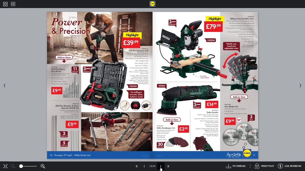 lidl weekly special buys european cleaning 19th 25th april 2018 youtube. Black Bedroom Furniture Sets. Home Design Ideas