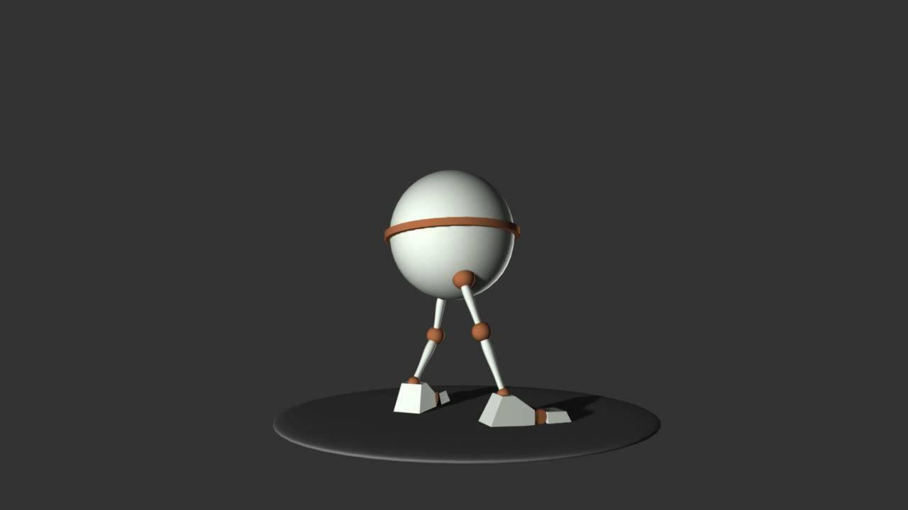 180 turn animation  lloyd colaco