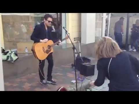 Street Musik Sydney Rocks