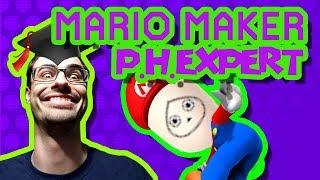 Mario Maker - Everybody Say CHEESE | Super Expert #25