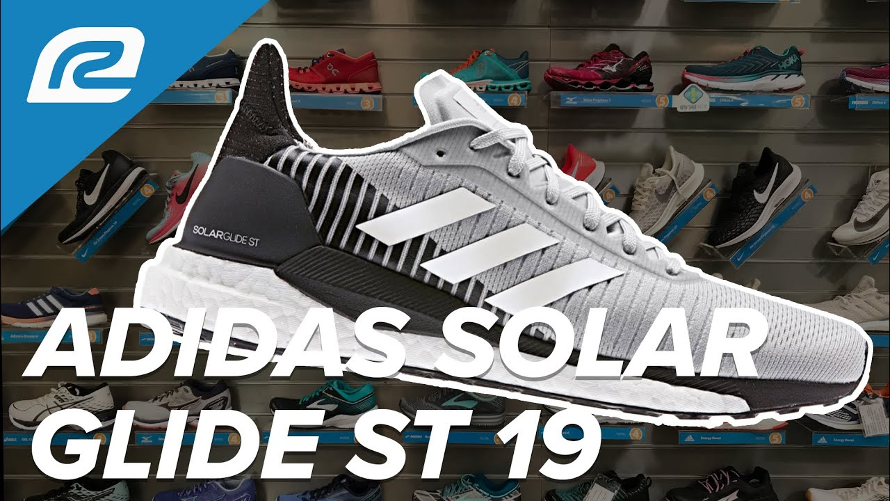Adidas Solar Glide ST 19 | First Look Shoe ReviewPreview