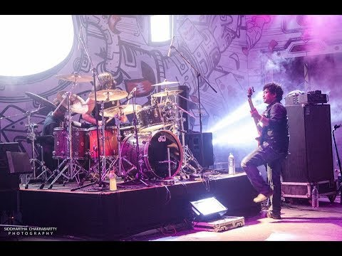 Chandra and Tanmoy Bass and Drum solo...