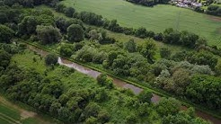 Brinklow Arches - Oxford Canal Drone Flight