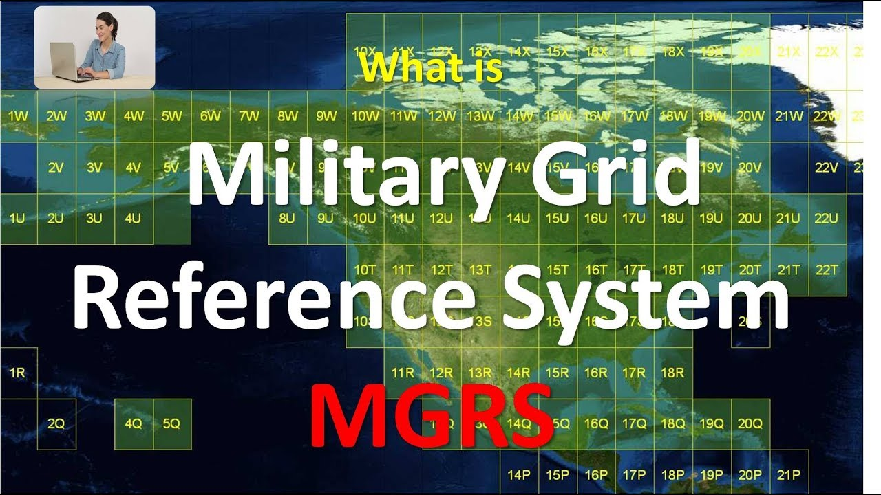 What is military grid reference system mgrs youtube what is military grid reference system mgrs negle Images