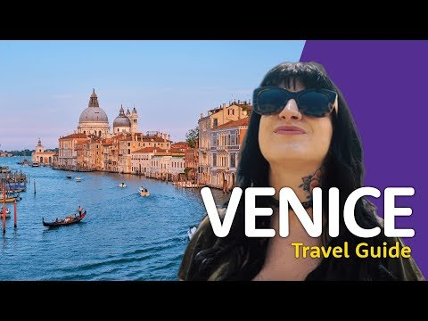 🇮🇹 VENICE Travel Guide 🇮🇹  | Travel better in ... ITALY! 🌎