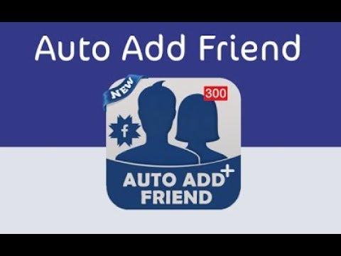 Auto Add Friend Facebook – Script 100% Work