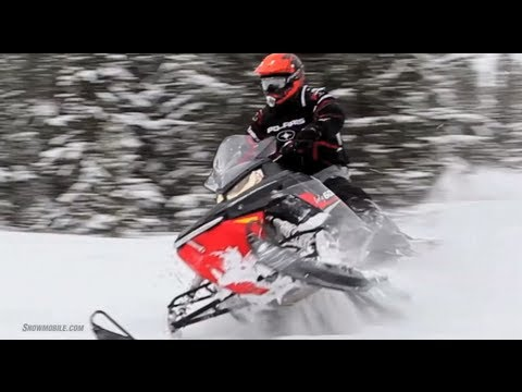 2013 Polaris 600 Indy SP Snowmobile Review