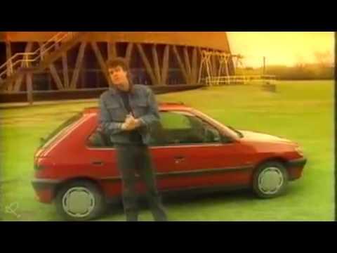 Top Gear - 1993 Peugeot 306 roadtest