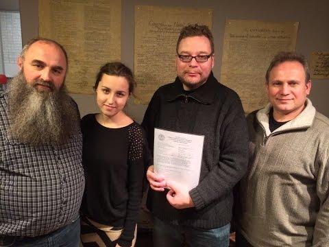 "First Slavic Christian Community Radio Station ""KIEV Radio"" (KIEV-LP) 102.5 FM Camas, WA"