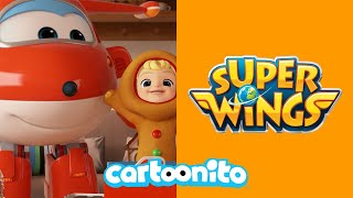 Super Wings | Ginger Sense Suit | Cartoonito UK 🇬🇧