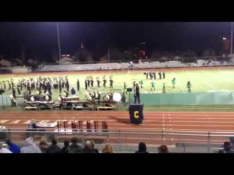 Ed W Clark High School Marching Band 2013