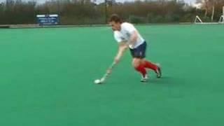 Fieldhockey Dribbling