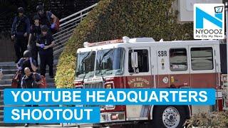 YouTube Headquarters Shooting: Shooter Nasim Aghdam Identified in California | NYOOOZ TV