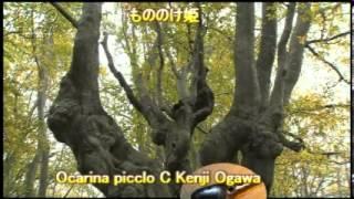 おがわオカリーナによる『もののけ姫』 久石譲 The Princess Mononoke By Ogawa Ocarina