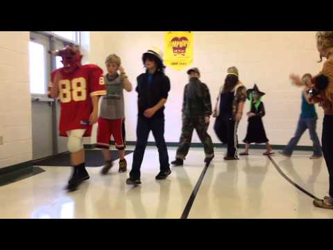 Halloween At Centralia Intermediate School
