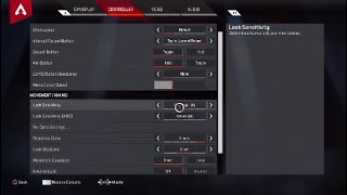 Best Settings For Tracking Enemies On Apex (Updated)