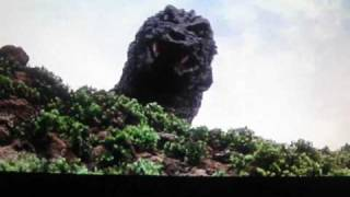 Godzilla rock you like a hurricane
