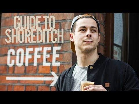 LONDON GUIDE: SHOREDITCH | My favourite places