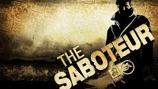 The Saboteur ps3 gameplay