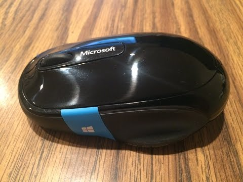 Microsoft Sculpt Bluetooth Mouse Review For The Surface Pro 3