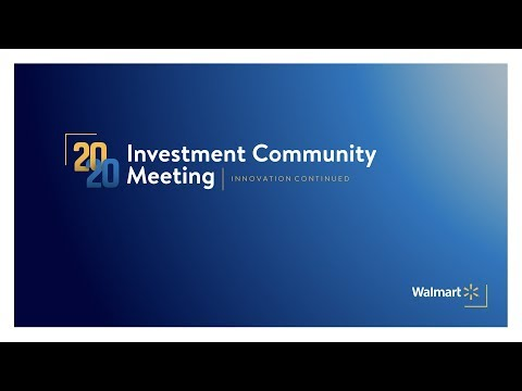 2020 Investment Community Meeting | Segment 2 of 4