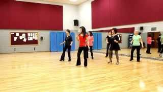 Cha Cha Fever 2! - Line Dance (Dance & Teach in English & 中文)