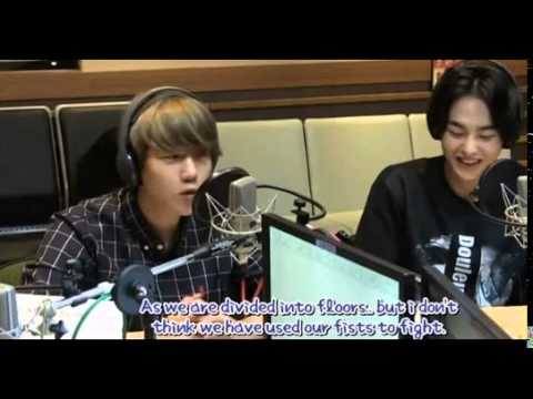 [FULL Eng Sub] 150625-Noon Song Hope Radio with Xiumin, Baekhyun, Sehun