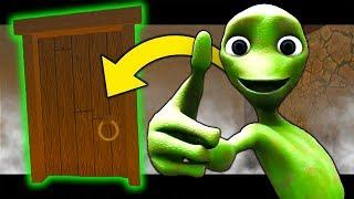 I FOUND DAME TU COSITA'S SECRET ROOM! ( A Roblox Story)