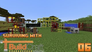 Surviving With RFTools :: E03 - Builder Tree Farm - RagePlaysGames