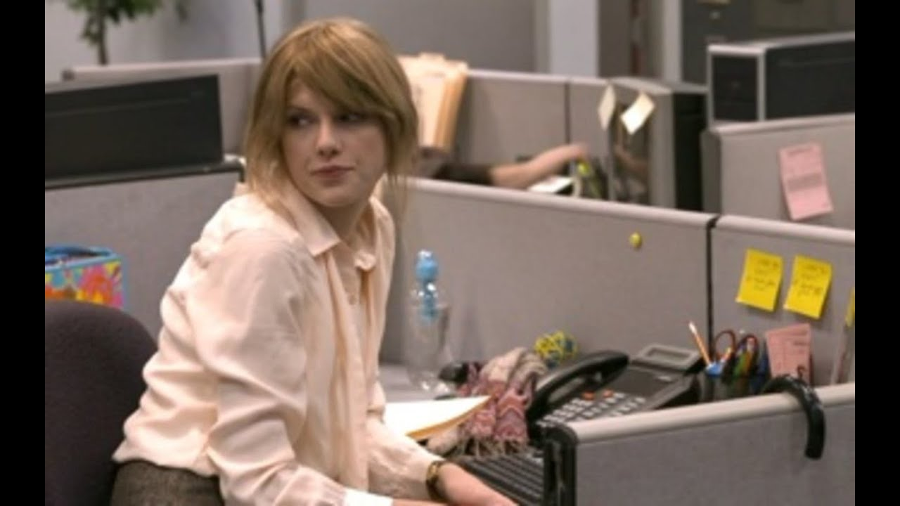Taylor Swift   The Office Is Never Getting Back Together (YITT Mashup)
