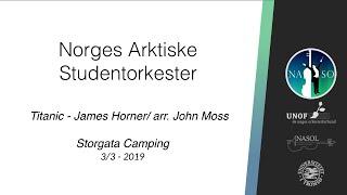 Titanic - Norges Arktiske Studentorkester