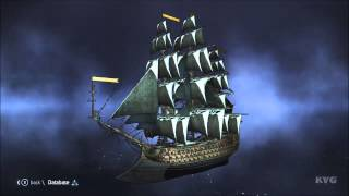 Assassin's Creed: Rogue - All Ships | Types [HD]