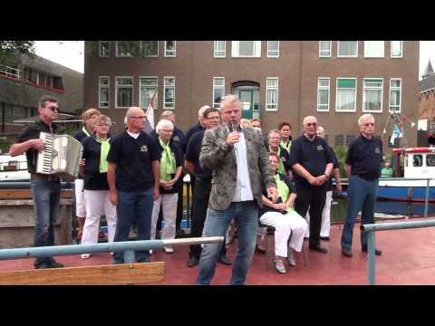 Jan Warringa -  Op de kade