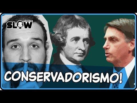 Download Youtube: O CONSERVADORISMO! | Canal do Slow 44
