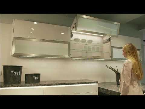 Cucine Scic Moderne.Clara Cucine Aperture Motorizzate Per Basi E Pensili