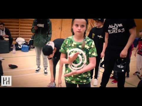 THE BREAKOUT | Under16s Krump 7 to Smoke
