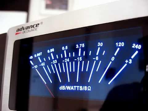 Amplifier Class G (A+AB): Advance Acoustic MAP 305 II, 2x200W